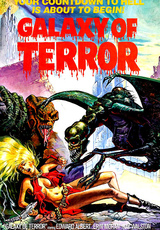Galaxy of Terror / Planet of Horrors / Mindwarp: An Infinity of Terror