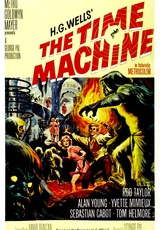 The Time Machine / H. G. Wells' The Time Machine