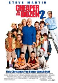 Cheaper by the Dozen 2 | Δυο Ντουζίνες Μπελάδες - popcorn.gr