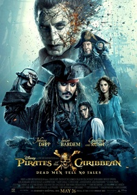 Pirates of the Caribbean: Salazar's Revenge/ Pirates of the Caribbean 5