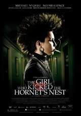 The Girl Who Kicked the Hornet`s Nest