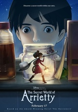 The Secret World of Arrietty / Arrietty the Borrower