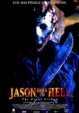 Friday the 13th Part 9:Jason Goes to Hell