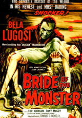 Bride of the Monster / Bride of the Atom