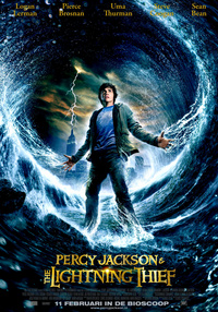 Percy Jackson & the Olympians: The Lightning Thief (