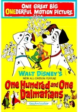One Hundred and One Dalmatians / 101 Dalmatians
