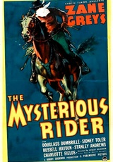 The Mysterious Rider / Mark of the Avenger